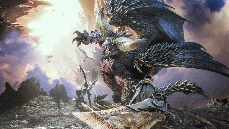 Monster Hunter World 1-1